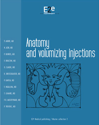 anatomy and volumizing injections